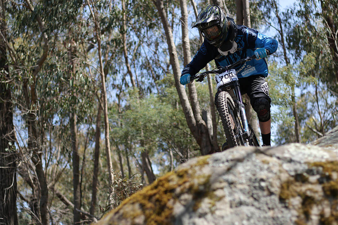 About the Victorian Downhill Series